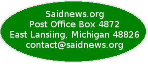 Saidnews contact information